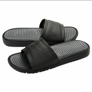 60804a8b715c Nike Shoes - Nike Benassi Solarsoft Slide 2 Men s Sandals Flops